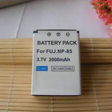 BATTERY 2000mAh FOR Fujifilm NP-85, CB170, CB-170, NP170, NP-170