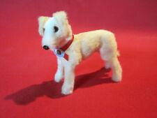 Small fur salon terrier dog fashion doll accessory toy by Ksn Germany