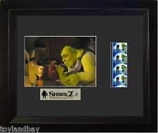 Film Cell Genuine 35mm Framed & Matted Shrek 2 and Princess Fiona USFC1910