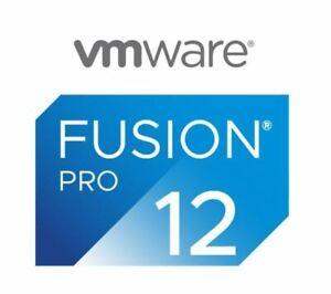 VMware Fusion 12 Pro Lebenslanger Lizenzschlüssel   Sofortige Lieferung ✔