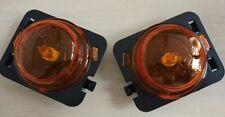 2x Front Fender Flares Turn Signal Light Lamp fits Jeep Wrangler JK 2007~2015