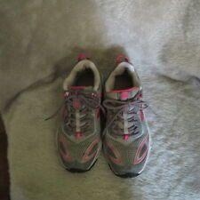New Balance Womens Running Shoes 621 Size 6 1/2 Pink/Grey