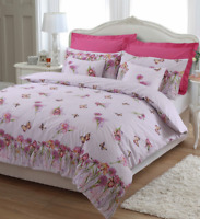 200 TC 100% EGYPTIAN COTTON FLORAL BUTTERFLY ZILA DUVET COVER BEDDING SET QUILT