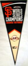 "San Francisco Giants 2014 World Series Champions Pennant 12"" x 30"""