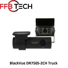 BlackVue DR750S-2CH Truck Dual-Lens WiFi GPS Dashcam (64GB) Authorized Dealer