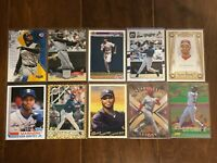 Ken Griffey Jr. - Seattle Mariners - 10 Baseball Card Lot - No Duplicates
