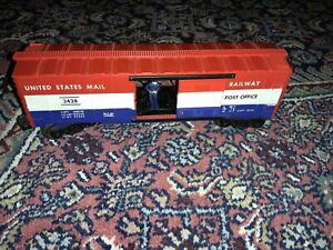 United States Mail, Railway Post Office, 3428, Train