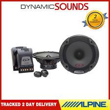 "Alpine SPG-17CS 17cm 6.5"" Component 2-Way Component Car Speakers Kit 280W"