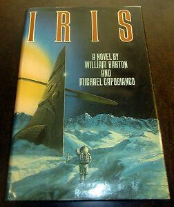SIGNED by William Barton IRIS Michael Capobianco Extraterrestrial Alien Secrets