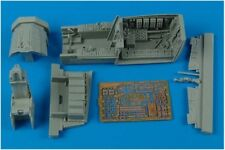 Aires 1/48 F-15C Eagle (early v.) Cockpit Set for Hasegawa kit # 4402