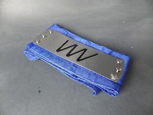 Headband Cosplay Naruto Shippuden Emblem Signed New Blister Pack Plate Metal 02