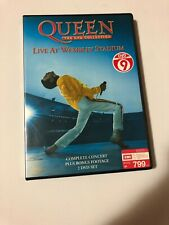 Queen - Live At Wembley Stadium - 25th Anniversary DVD - All Region