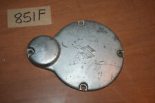 1973 Suzuki TS 125 Left Side Engine Cover Points Access Cover OEM 73 B