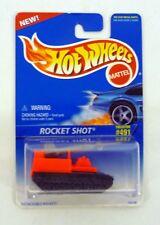 HOT WHEELS ROCKET SHOT #491 Diecast Vehicle MOC COMPLETE 1995