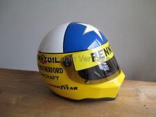 Indy helmet Johnny Rutherford Simpson 32 (F1 Formula 1) Pennzoil