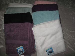 Egyptian Trend Bath Sheet Soft Absorbent 100% Cotton Towel Bath Beach Pool NEW!