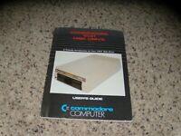 Commodore 1541 Disk Drive User's Guide