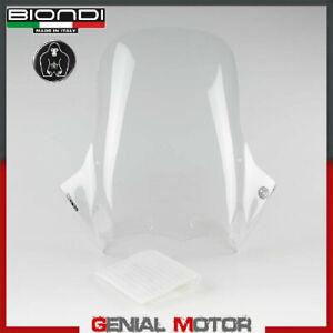 Cupolino Biondi Trasparente 8010250 per BMW R1200GS 2004 > 2012