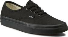 VANS Authentic Men Sneakers Black-SIZE 7.5