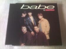 TAKE THAT - BABE - UK CD SINGLE