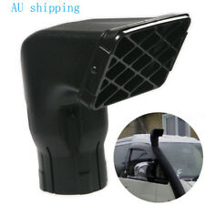 "3"" Inlet Universal Fit Off Road Mudding Snorkel Head Air Intake Ram Replacement"