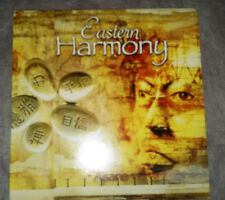 Various ‎– Eastern Harmony - Asana _CD/Album  New Age, Ambient Bhuda