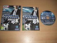 FOOTBALL MANAGER 2011 Pc / MAC DVD Rom FM FM2011 - FAST DISPATCH