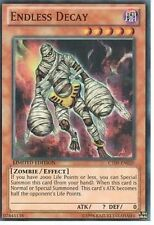 YU-GI-OH: ENDLESS DECAY - SUPER RARE - CT09-EN020 - LIMITED EDITION