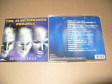 Alan Parsons Project Anthology 2002 cd + Inlays Very good condition  (C23)