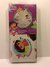 Nickelodeon Dora the Explorer Peel and Stick Giant Wall Decal, New