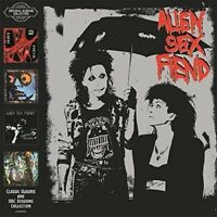 ALIEN SEX FIEND - CLASSIC ALBUMS & BBC SESSIONS COLLECTION  4 CD NEU