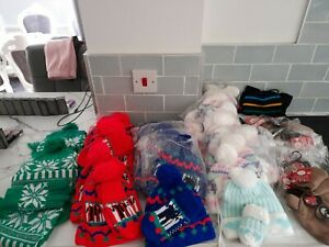 Wholesale Joblot Winter Hat Glove Sets  x 30 Brand New