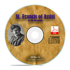St. Francis of Assisi, GK Chesterton Christian Church History Bible Book H27