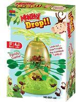 Children kids monkey drop tumbling  game classic fun  family toy climbing board