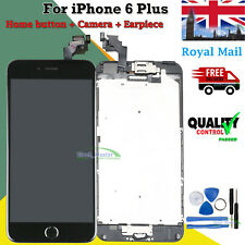 """For iPhone 6 Plus LCD Display Touch Screen Digitizer W/ Home Button Camera 5.5"""""""