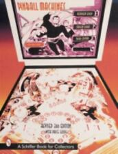 Pinball Machines, Eiden, Heribert, 0764308955, Book, Acceptable