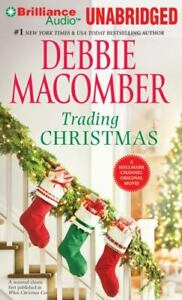 Trading Christmas by Debbie Macomber AUDIO BOOK
