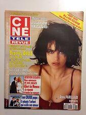 CINE TELE REVUE N°6 1993 BEATRICE DALLE