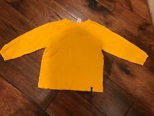 Gap Yellow Long Sleeve Shirt in Boys Size 4