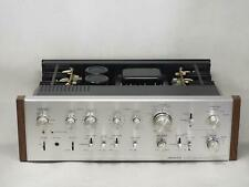 Vintage Pioneer SA-9100 Integrated Amplifier HAS ISSUES, PLEASE READ! Free Ship!