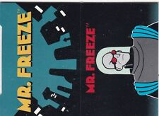 1995 Batman & Robin Cards Pop-Ups p6-Mr. Freeze  vf/nm