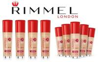 RIMMEL LASTING FINISH 25HR COMFORT SERUM FOUNDATION SPF30 30ML *CHOOSE* NEW