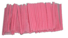 """1000 Pink 1"""" Clothing Garment Price Label Tagging Tagger Gun Barbs Fasterners"""