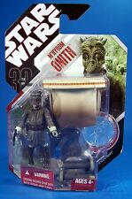 New Star Wars TAC 30th Anniversary Figure #22 M'iiyoom Onith Figure w/ Coin