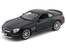 Mercedes SL 65 AMG Coupe Black 1:24 Model - 21066bk *