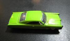 Hot Wheels '65 Bonneville Pontiac GMTM 2002 1:64 Green very good