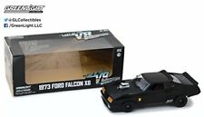 1973 Ford Falcon XB V8 Interceptor Mad Max Noir 1 18 Greenlight