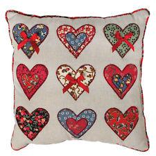 Patchwork Square Contemporary Decorative Cushions