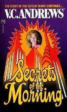Secrets of the Morning by V. C. Andrews  1991 Hardcover