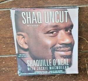 Shaq Uncut : My Story by Shaquille O'Neal (2011, Compact Disc, Unabridged)